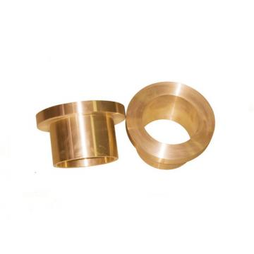BUNTING BEARINGS NF040612  Plain Bearings